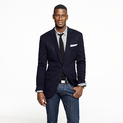 A sport coat, suit jacket, or blazer is the ultimate accessory for anyone. It broadens the shoulders, slims the waist, and enhances the pocket space for carrying more EDC gear without needing to add a day bag to your ensemble.